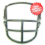 Brown Special Quarterback Face Mask