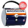 Apparel, Accessories: Denver Broncos NFL Purse