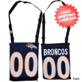 Apparel, Accessories: Denver Broncos Tote Bag