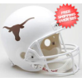 Helmets, Full Size Helmet: Texas Longhorns Full Size Replica Football Helmet
