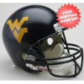 Helmets, Full Size Helmet: West Virginia Mountaineers Full Size Replica Football Helmet
