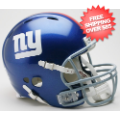 Helmets, Full Size Helmet: New York Giants Authentic Revolution Football Helmet