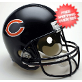 Helmets, Full Size Helmet: Chicago Bears Full Size Replica Football Helmet