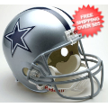 Helmets, Full Size Helmet: Dallas Cowboys Full Size Replica Football Helmet
