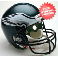 Helmets, Full Size Helmet: Philadelphia Eagles Full Size Replica Football Helmet