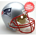 Helmets, Full Size Helmet: New England Patriots Full Size Replica Football Helmet