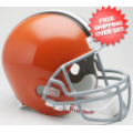 Helmets, Full Size Helmet: Cleveland Browns Full Size Replica Football Helmet
