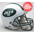 Helmets, Full Size Helmet: New York Jets Football Helmet