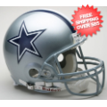 Helmets, Full Size Helmet: Dallas Cowboys Football Helmet