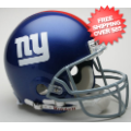 Helmets, Full Size Helmet: New York Giants Football Helmet