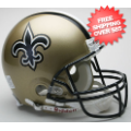 Helmets, Full Size Helmet: New Orleans Saints Football Helmet