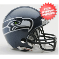 Helmets, Mini Helmets: Seattle Seahawks 2002 to 2011 NFL Mini Football Helmet