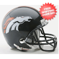 Helmets, Mini Helmets: Denver Broncos NFL Mini Football Helmet