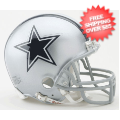 Helmets, Mini Helmets: Dallas Cowboys NFL Mini Football Helmet