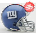 Helmets, Mini Helmets: New York Giants NFL Mini Football Helmet