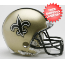 New Orleans Saints NFL Mini Football Helmet