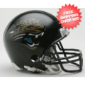 Helmets, Mini Helmets: Jacksonville Jaguars 1995 to 2012 Mini Replica Throwback Helmet