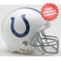 Helmets, Mini Helmets: Indianapolis Colts NFL Mini Football Helmet