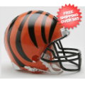 Helmets, Mini Helmets: Cincinnati Bengals NFL Mini Football Helmet