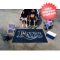 Tailgating, Party: Tampa Bay Rays Team Floor Mat