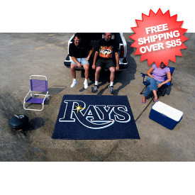 Tampa Bay Rays Tailgator Floor Mat