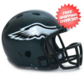 Helmets, Pocket Pro Helmets: Philadelphia Eagles Riddell Revolution Pocket Pro