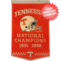 Home Accessories, Game Room: Tennessee Volunteers Dynasty Banner
