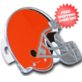 Car Accessories, Hitch Covers: Cleveland Browns Hitch Cover Large
