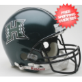 Helmets, Full Size Helmet: Hawaii Warriors Football Helmet