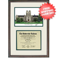 Home Accessories, Den: Virginia Tech Hokies Scholar Framed Lithograph