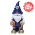 Gifts, Novelties: St. Louis Rams Garden Gnome