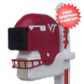 Home Accessories, Outdoor: Virginia Tech Hokies Helmet Mailbox