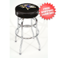 Home Accessories, Game Room: Baltimore Ravens Bar Stool