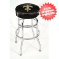 Home Accessories, Game Room: New Orleans Saints Bar Stool