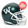 Helmets, Mini Helmets: Wagner Seahawks Mini XP Authentic Helmet Schutt