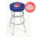 Home Accessories, Game Room: Cleveland Indians Bar Stool