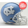 Helmets, Mini Helmets: North Carolina Tar Heels NCAA Mini Football Helmet