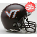 Helmets, Mini Helmets: Virginia Tech Hokies NCAA Mini Football Helmet