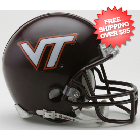 Virginia Tech Hokies NCAA Mini Football Helmet