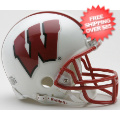 Helmets, Mini Helmets: Wisconsin Badgers NCAA Mini Football Helmet