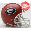 Helmets, Mini Helmets: Georgia Bulldogs NCAA Mini Football Helmet