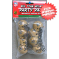 Helmets, Pocket Pro Helmets: New Orleans Saints Gumball Party Pack Helmets