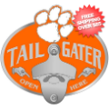 Car Accessories, Hitch Covers: Clemson Tigers Bottle Opener Hitch Cover