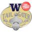 Washington Huskies Bottle Opener Hitch Cover