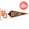 Collectibles, Pennants: Baylor Bears NCAA Pennant Wool