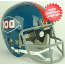 Mississippi (Ole Miss) Rebels 1969 Full Size NCAA Throwback Vintage Football Helmet