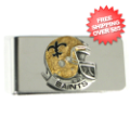 Gifts, Novelties: New Orleans Saints Money Clip