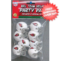 Helmets, Pocket Pro Helmets: Arizona Cardinals Gumball Party Pack Helmets