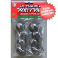 Helmets, Pocket Pro Helmets: Atlanta Falcons Gumball Party Pack Helmets