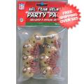 Helmets, Pocket Pro Helmets: San Francisco 49ers Gumball Party Pack Helmets